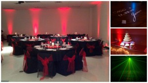 LED Lighting for Parties in Ann Arbor